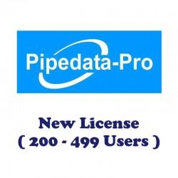 Pipedata Pro (200 - 499 User)